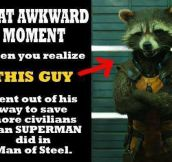 Ladies And Gentlemen, Rocket Raccoon