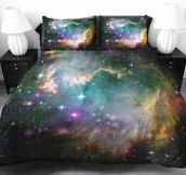 Galaxy Spread