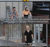 Aussie Builders Surprise Public With Loud Empowering