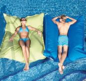 Pool Pillows