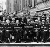 Too Much Science Power In One Picture