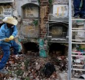 Bodies Exhumed In Guatemala If Relatives Fail To Pay Cemetery Fees
