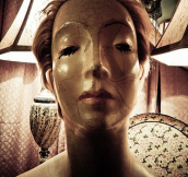 Creepy Mannequins That Will Haunt Your Dreams!