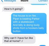 29 Parents Who Text Way Better Than Their Kids…