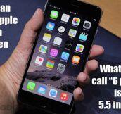 Apple Is Run By Men