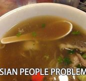 Asian Food Problems