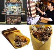 Choco Kebab In Germany
