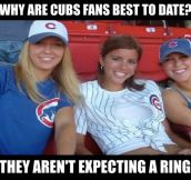 Remember This When Dating A Cubs Fan