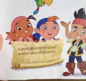 Disney Knows Nothing About Pirates