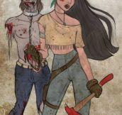 Disney's Zombie Apocalypse