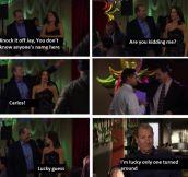 Modern Family's Favorite Scene