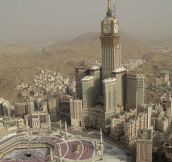 Mecca Has Incredible Architecture