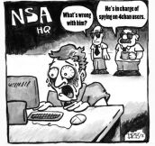 NSA's Most Unfortunate Employee