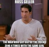 Ross Geller Everyone