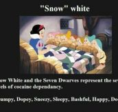 Snow White Makes Sense Now