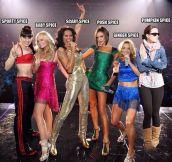 Spice Girls Updated