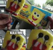 SpongeBob Has Had Enough