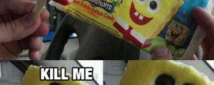 SpongeBob Has Had Enough