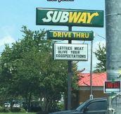 Subway Puns