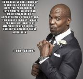 Terry Crews On His Refusal Of Being Typecasted