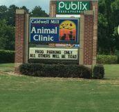 Animal Clinic Humor