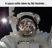 Finally A Selfie Worth Looking At