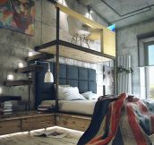 Dreamed Bachelor Pad