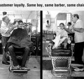 You Can't Buy That Kind Of Loyalty