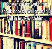 Books Are Highly Important When Selecting A Partner