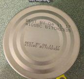Jessie Pinkman's Premium Cat Food