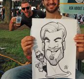 Caricature Done The Right Way