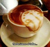 I Like My Coffee Surrealistic