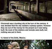 Creepy Places Around The World