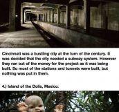 Creepy Places Around The World