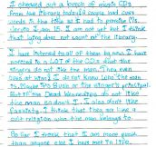 This Kid's Diary Entry Is Epic