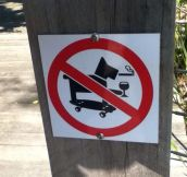 No Fancy Dogs Allowed