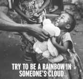 A Beautiful Picture With A Beautiful Message