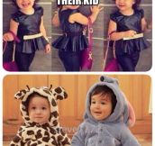 How I Will Dress Up My Kid