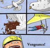 Vengeance Is Sweet