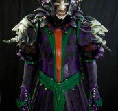 Medieval Joker Cosplay