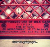 Milk Case Criminal