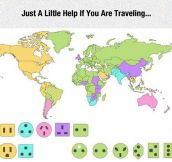 In Case You Are Traveling