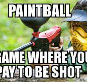 The Truth About Paintball