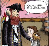 Be Patient Son