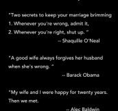 Man Quotes About Marriage