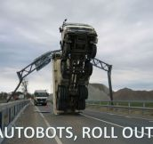 Transformers In The Real Life