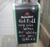 The Difference Between Red Bull And Whisky