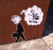 Street Art Made Me Feel Nostalgic