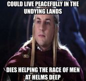 Good Guy Haldir