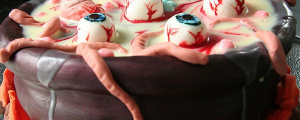 25 Deliciously Creepy Halloween Foods